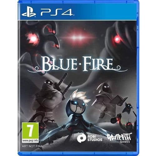 Blue Fire PS4 Game
